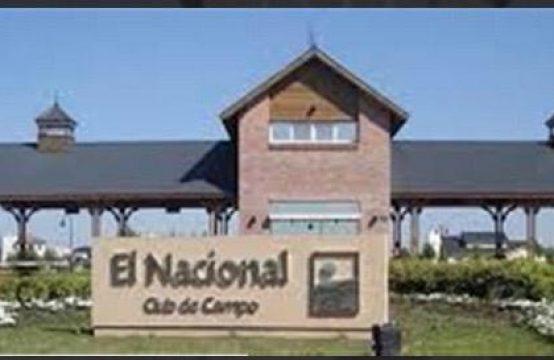 VENTA, LOTE EN EXCEPCIONAL UBICACIÒN EN EL NACIONAL CLUB DE CAMPO