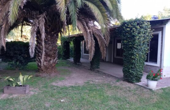 Oportunidad Casa de Tres Dormitorios en Parque Gorriti